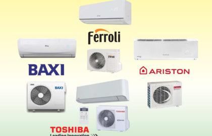 Promozione climatizzatore a 32 euro al mese Furlan Service