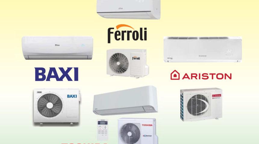 Il tuo nuovo climatizzatore a 32€/mese