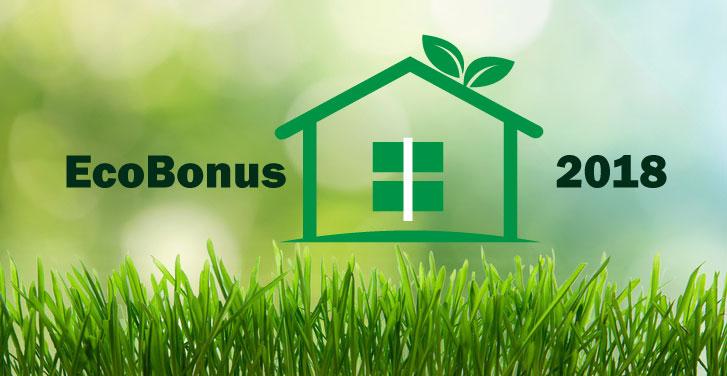 Bonus risparmio energetico 2018 (Ecobonus)