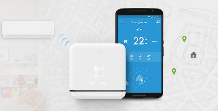 climatizzatore funzione accessoria controllo wifi a distanza