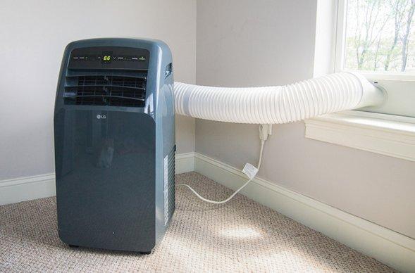 Guida alla scelta del climatizzatore, differenza tra portatile e fisso
