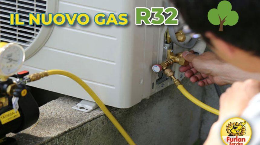 Ricarica Climatizzatore: il Gas R32 a favore dell'ambiente