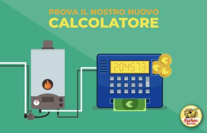 calcolatore caldaia ideale