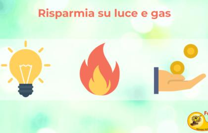 promozione luce e gas