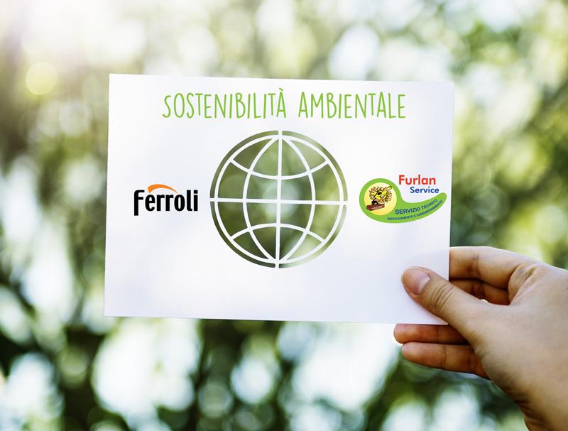 Ferroli, un marchio che sostiene l'ambiente